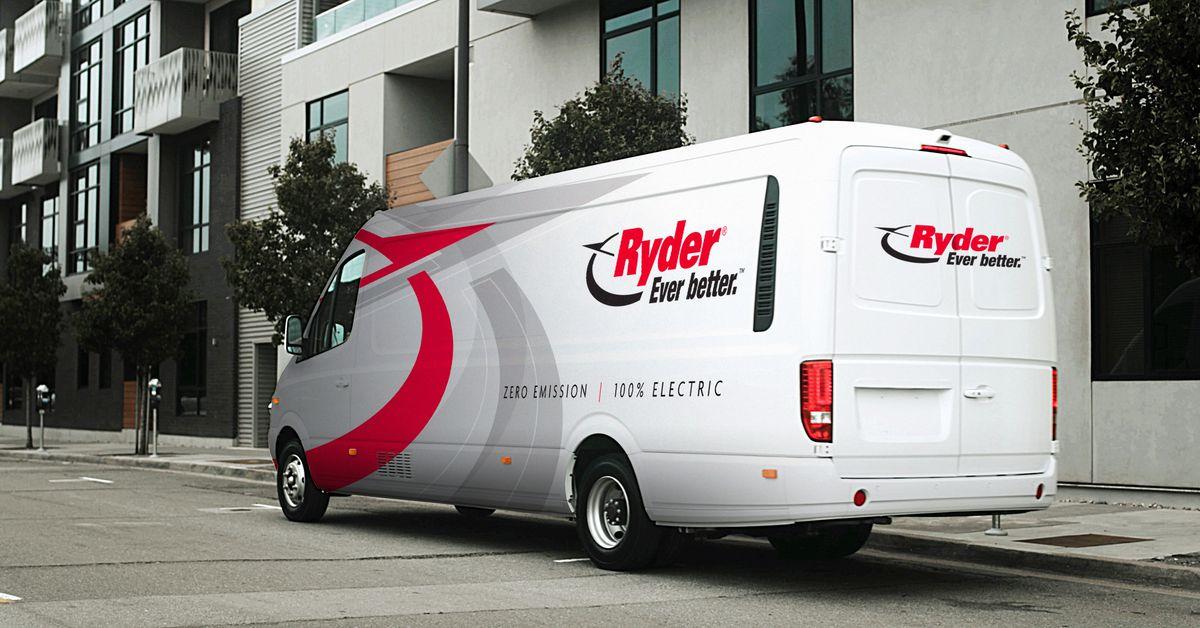 Ryder says EV startup Chanje owes millions for undelivered vans thumbnail