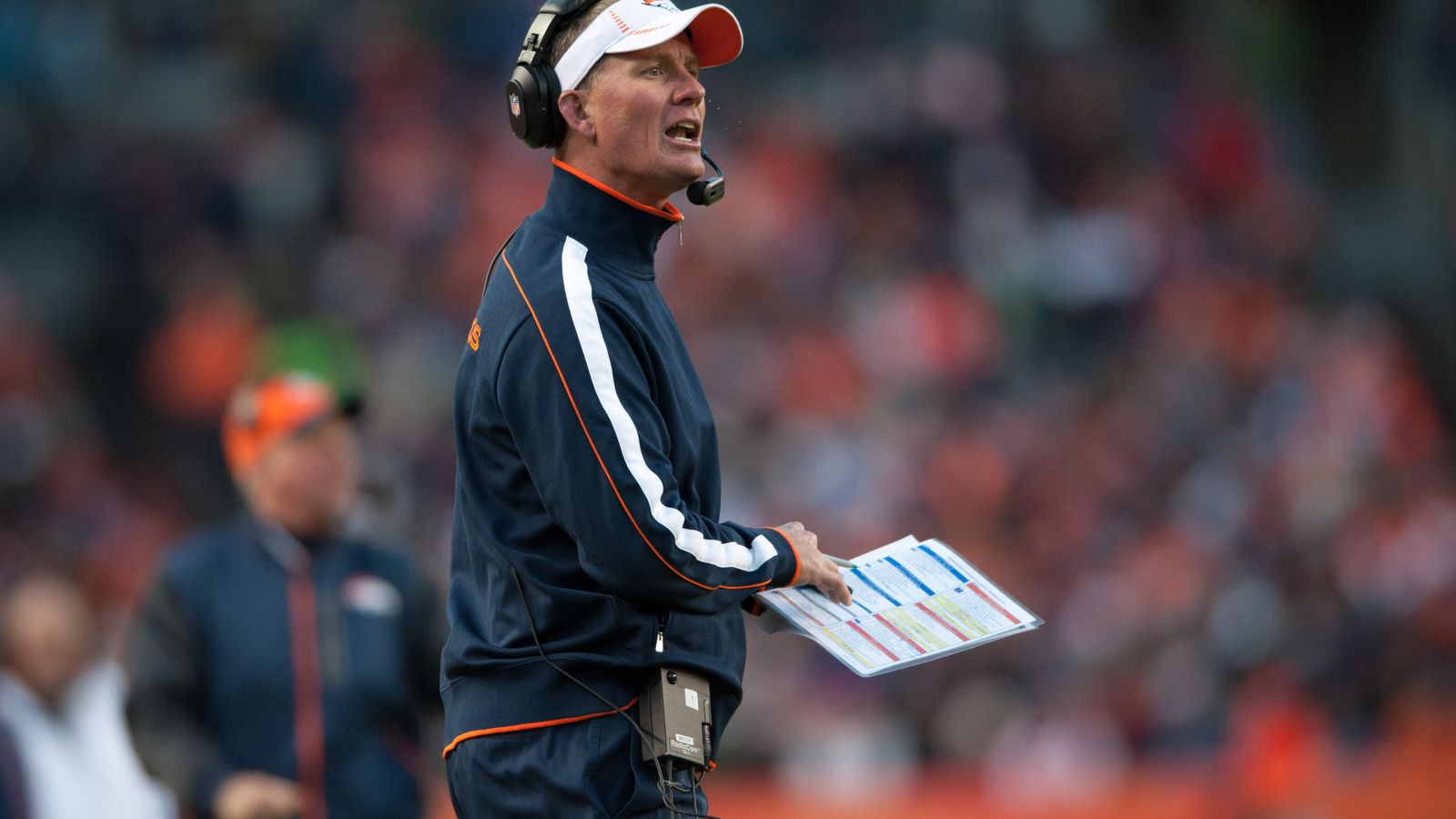 Mike Mccoy Is Announced As The San Diego Chargers Head