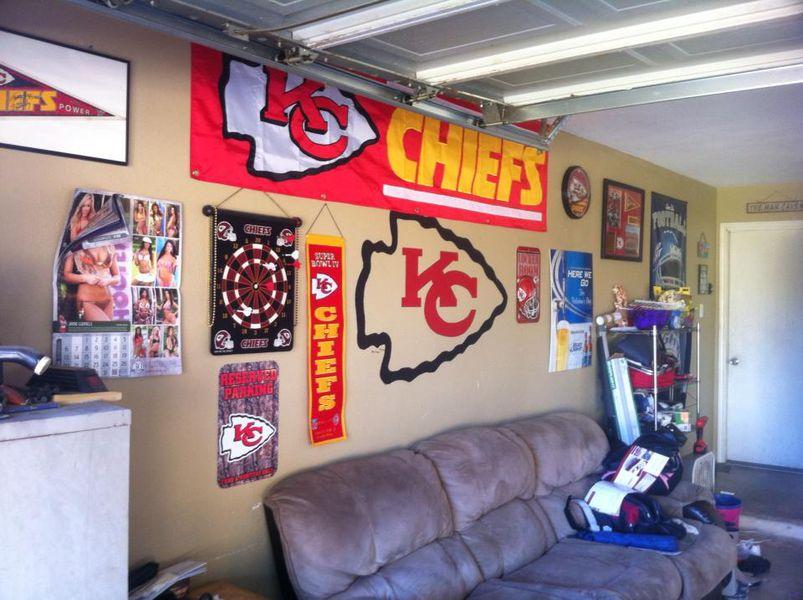 How are you repping the Kansas City Chiefs during Denver Broncos ...