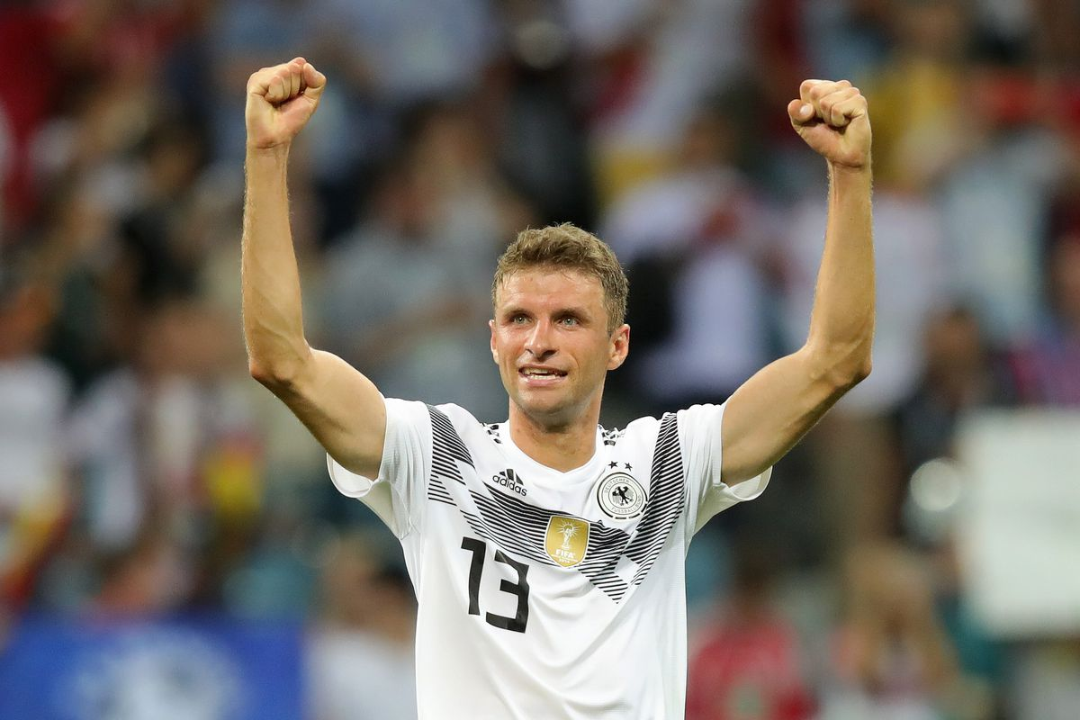 have people been too critical of thomas muller at the world cup