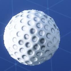 Golf Ball, unlocked at level 27