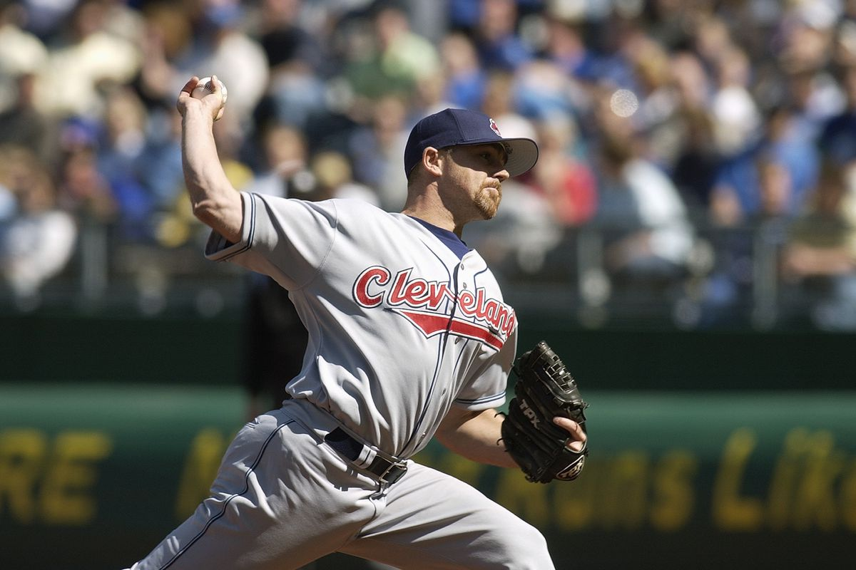 Jack Cressend, seen here pitching for the Indians in 2004, is the Dodgers' new pitching crosschecker.