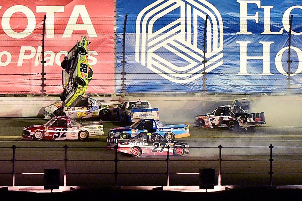 NASCAR Camping World Truck Series NextEra Energy Resources 250