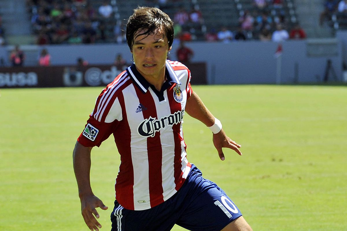 Cubo: On loan from Chivas and a DP.