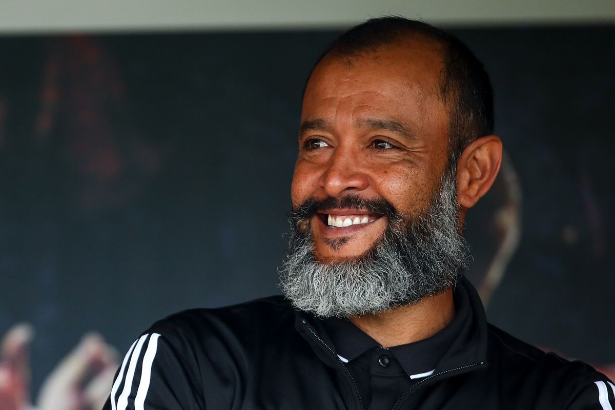 Manager Nuno Espirito Santo - Wolverhampton Wanderers - Premier League