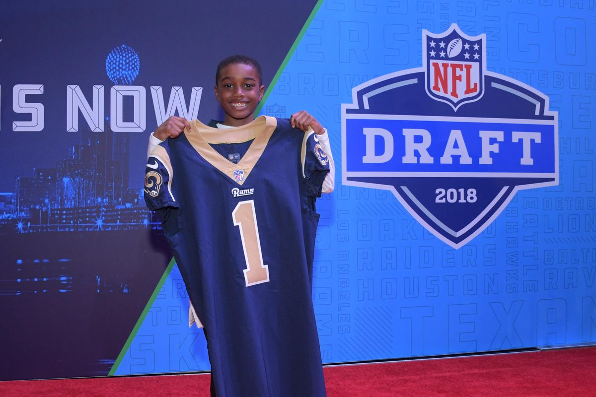 18433799 2019 NFL Draft: Los Angeles Rams Mock Draft - Turf Show Times