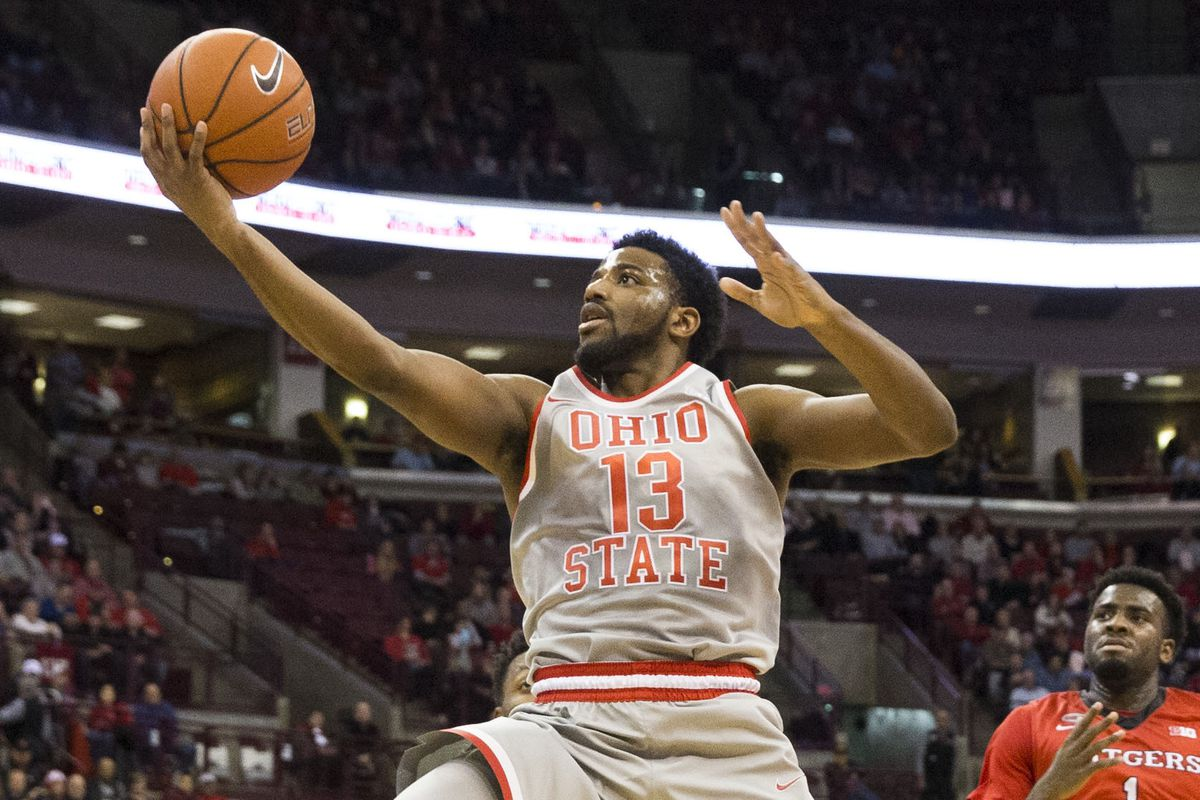 Freshman JaQuan Lyle leads the Buckeyes in assists.