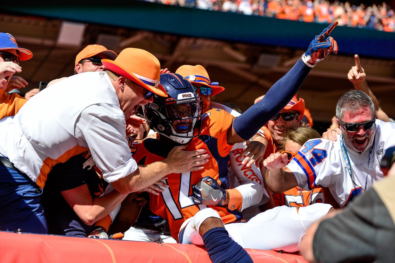 This isn't your 2015 Broncos team any more