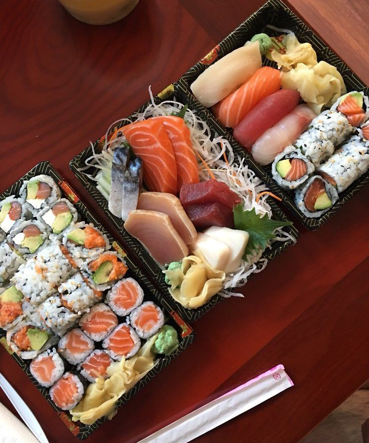 Where To Eat Sushi In Philadelphia Eater Philly