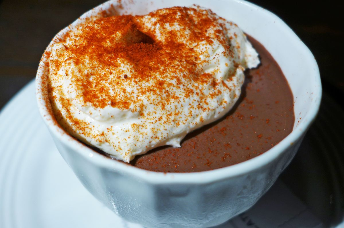 Who doesn't like chocolate pudding?