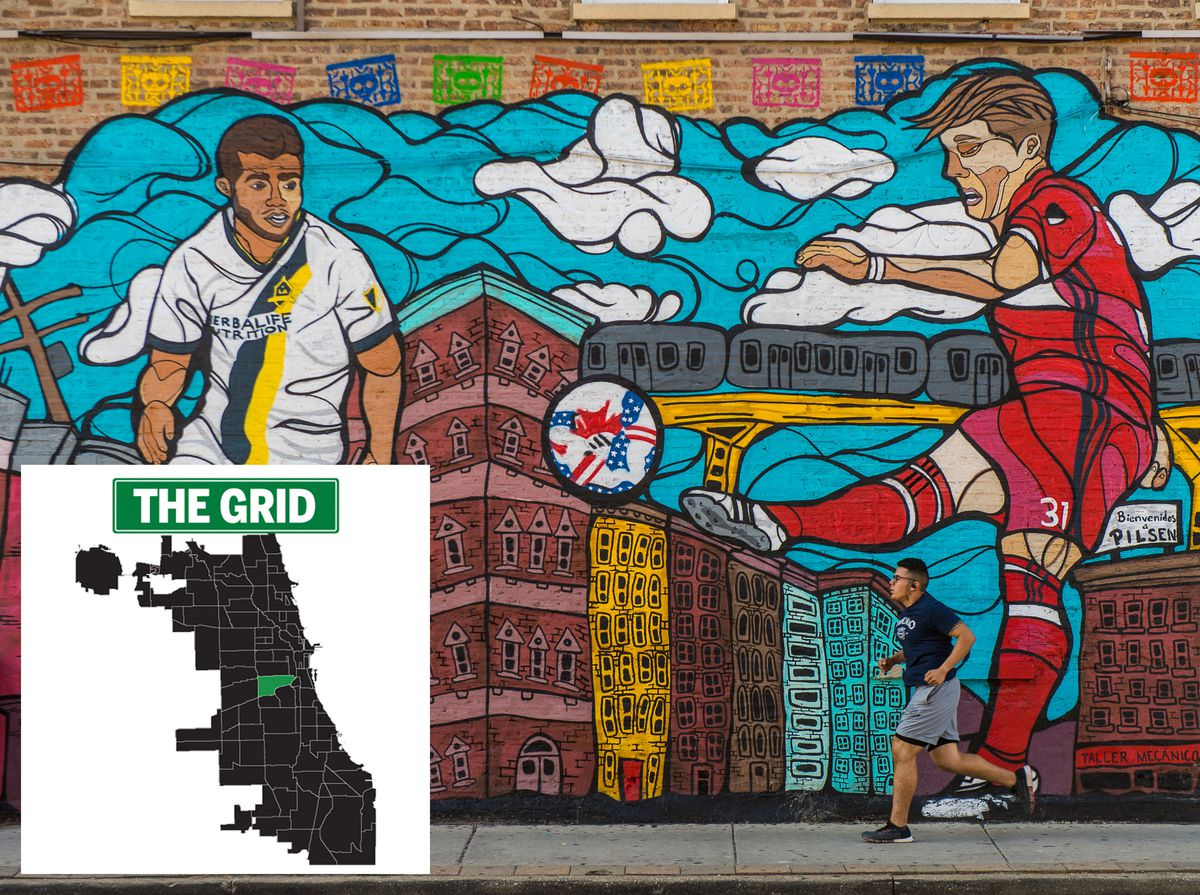 Chicago's Pilsen neighborhood: Dining, shopping, events and