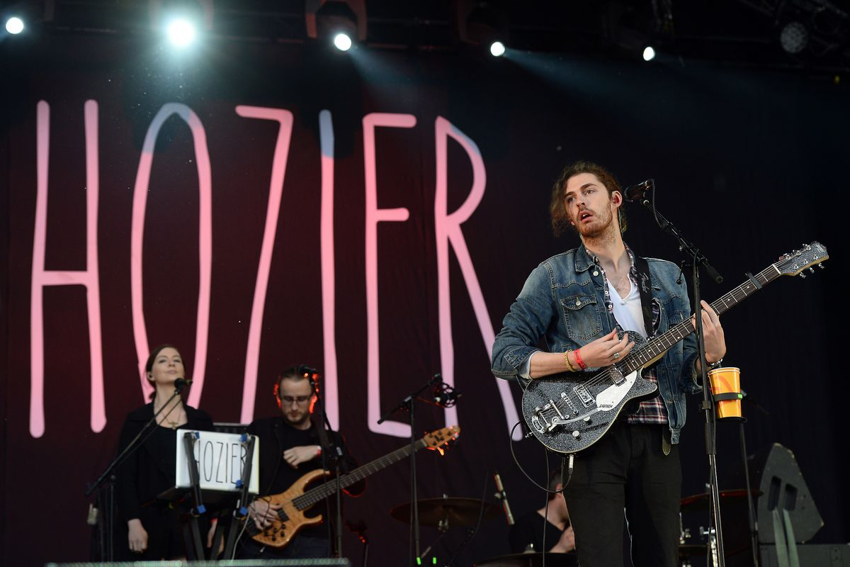 Hozier just might be the future of Top 40.