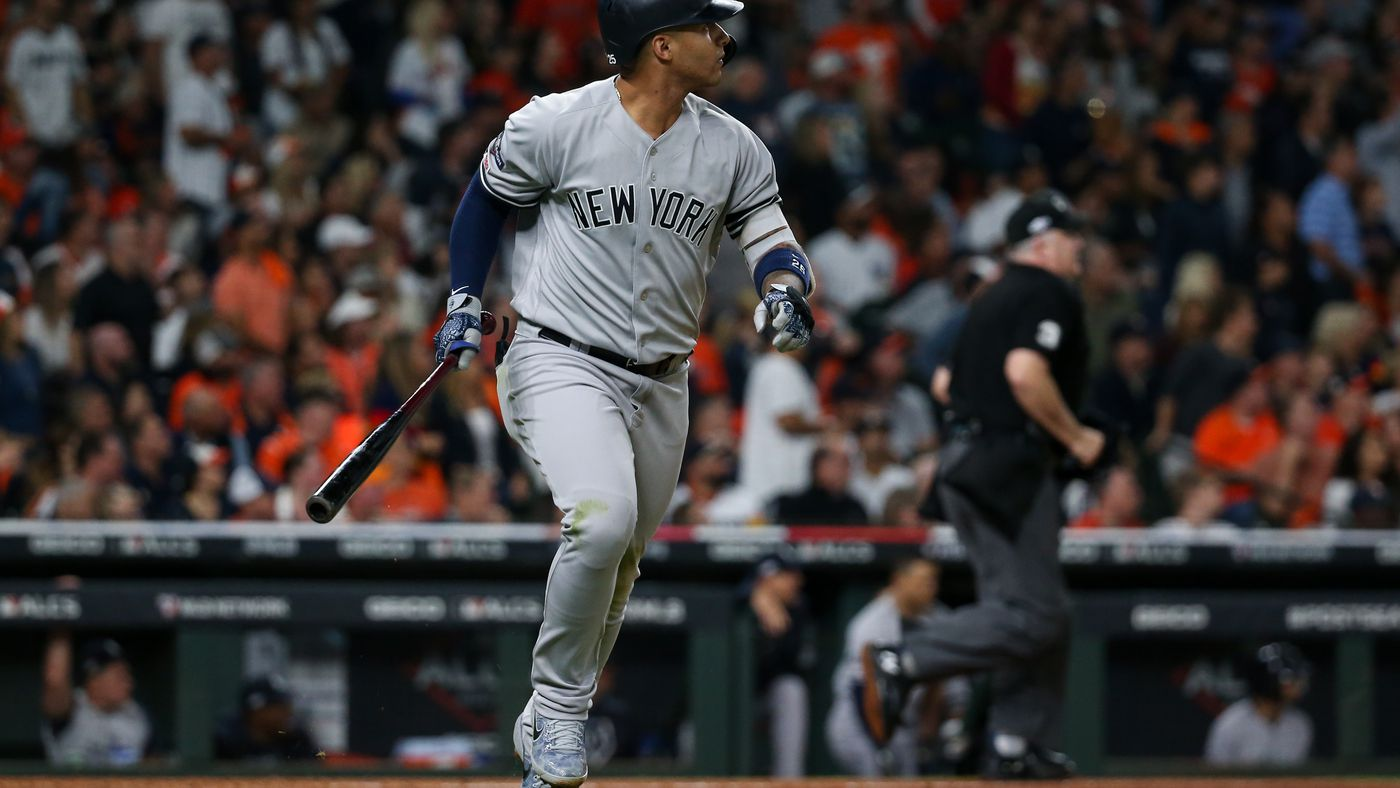Gleyber Torres, the People's Champion