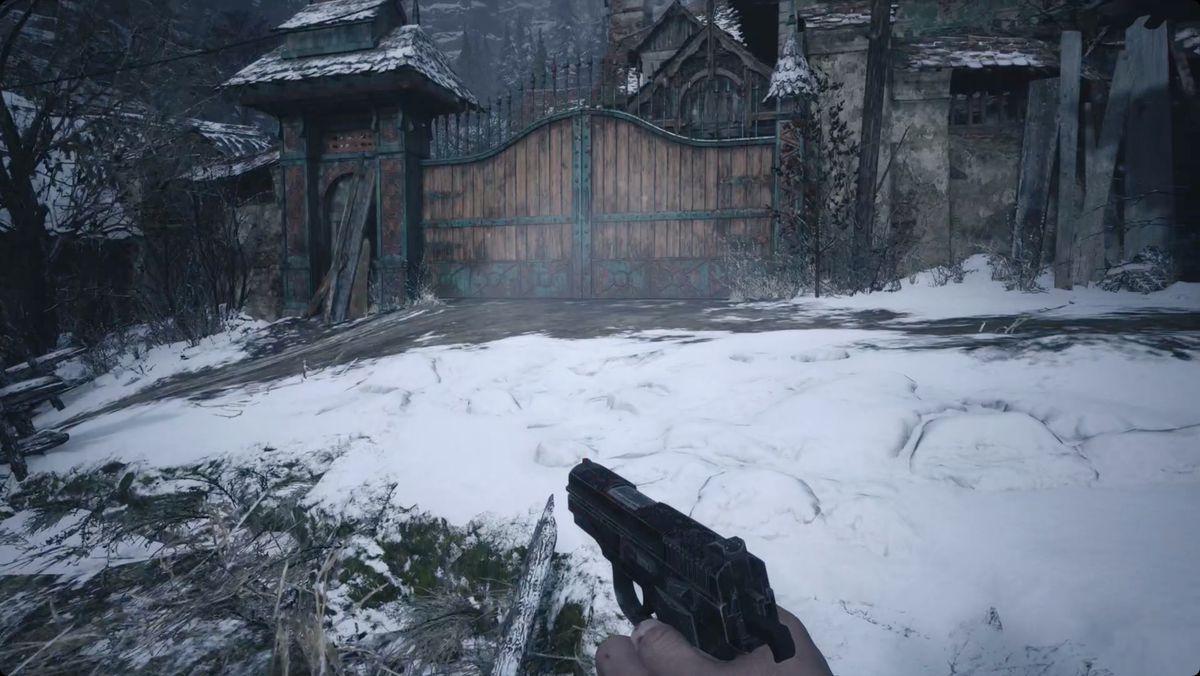 Resident Evil Village Fallow Plot