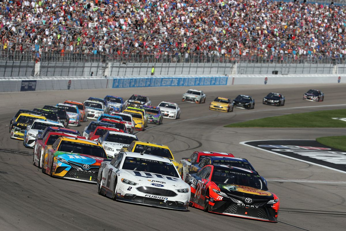 Kyle Larson cruises to NASCAR Xfinity win in Las Vegas