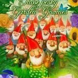 """""""Those Pesky Garden Gnomes"""" from Rio Grande Games."""