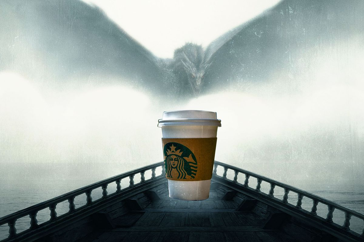 The (Fictional) Tale of a Starbucks Cup's Role in 'Game of ...