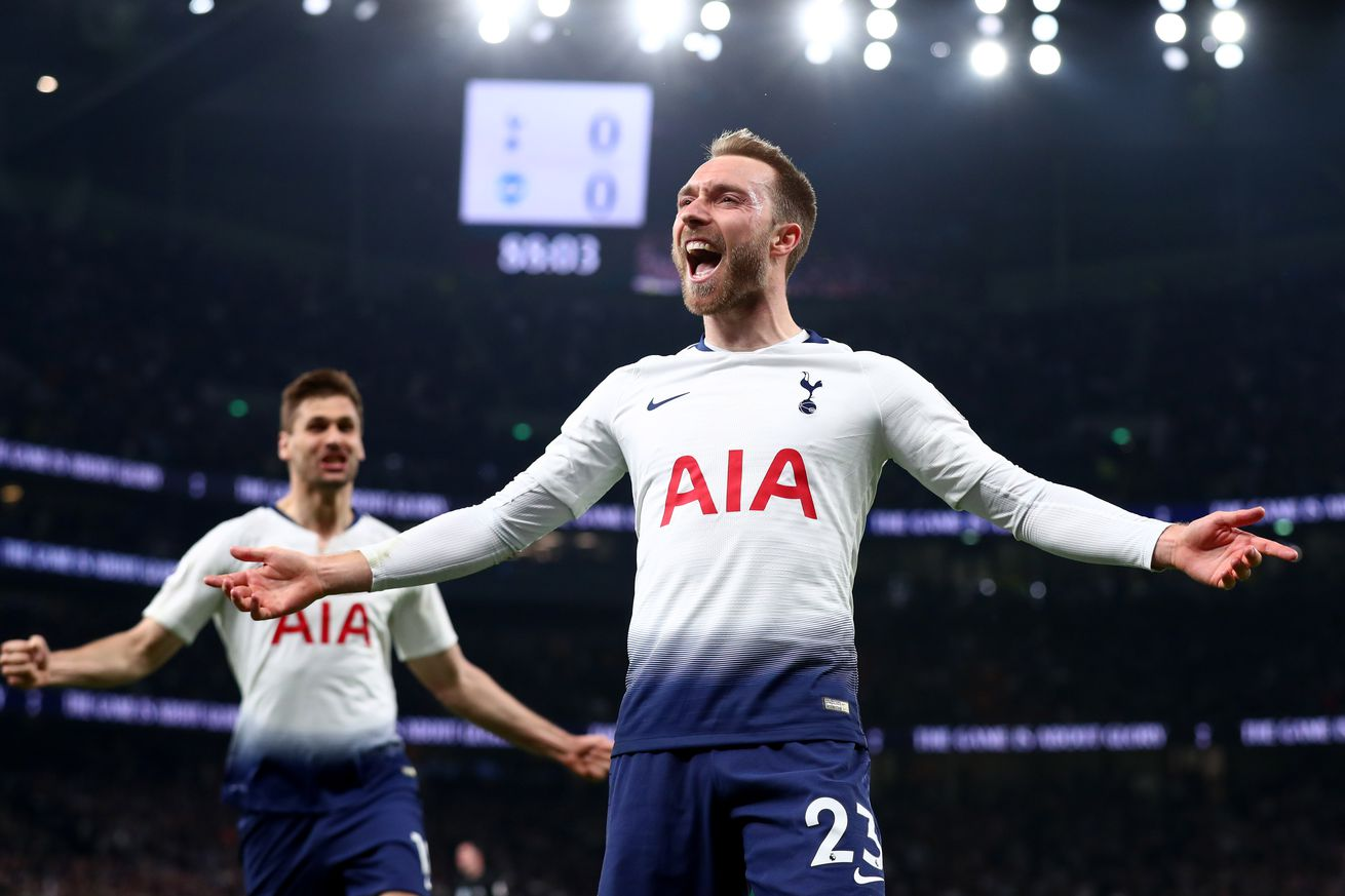 Opinion: Champions League Final gives Eriksen another platform to perform