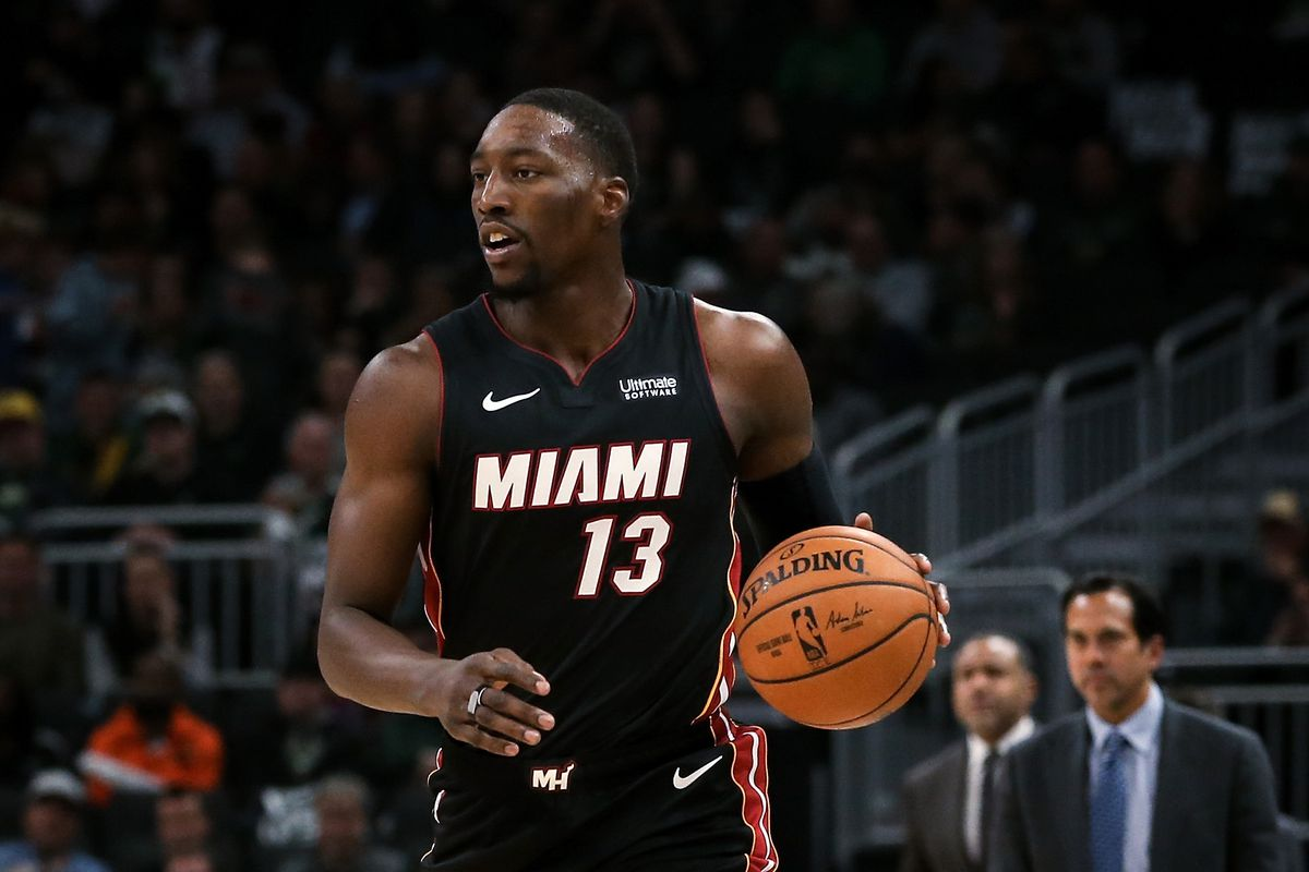 Surprising Underrated Parts Of Bam Adebayo S Game For The Miami Heat Hot Hot Hoops