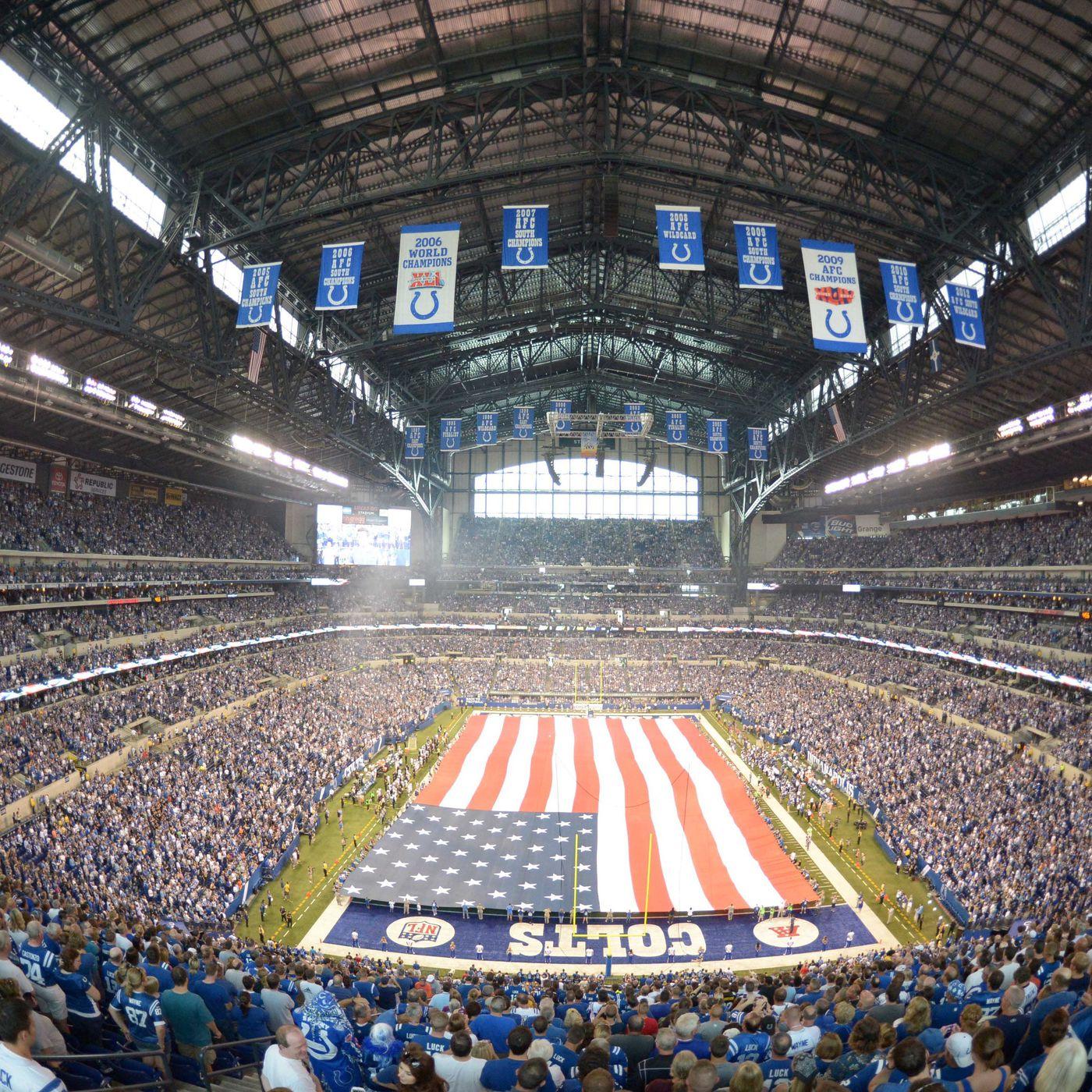 Week Two  Colts (1-0) vs. Dolphins (1-0) Primer - Stampede Blue 9ee9967bf