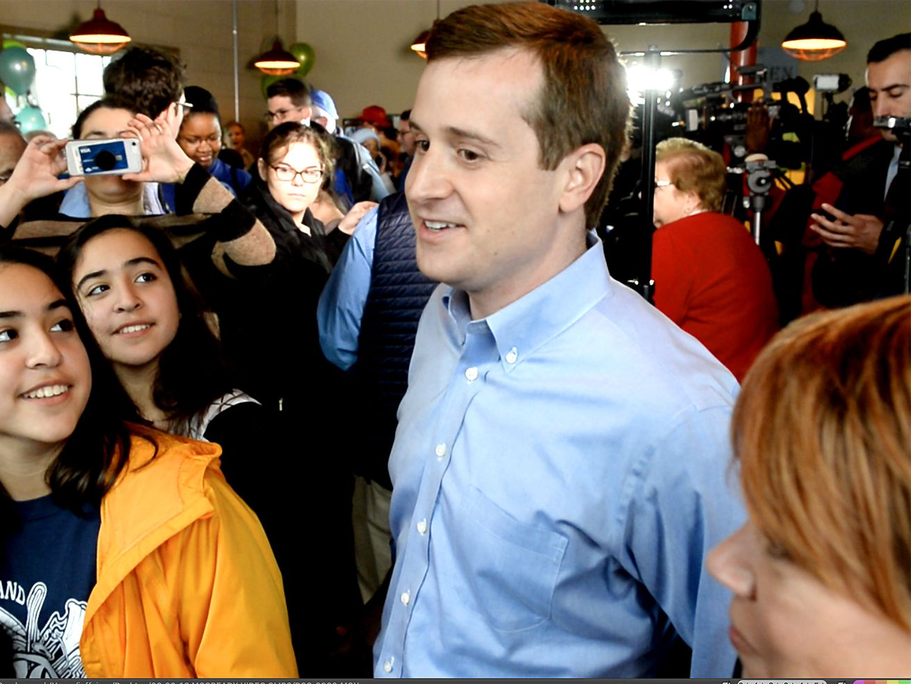 Democrat Dan McCready is running unopposed for his party nomination's in the North Carolina Ninth special House election.