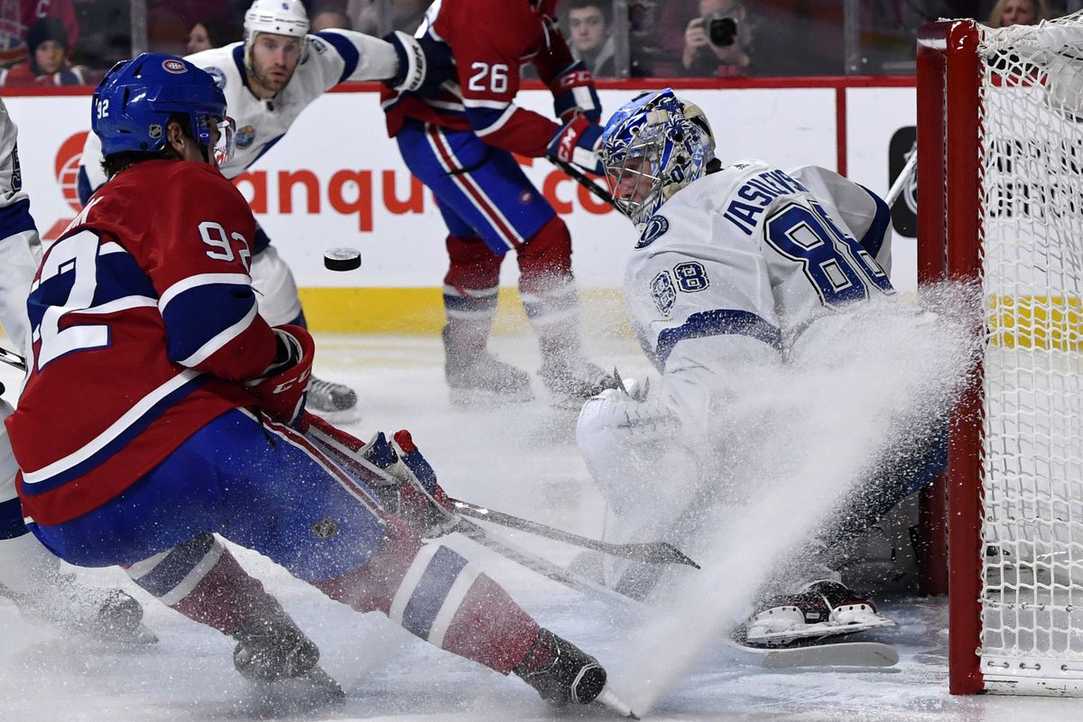 9e04d23e Canadiens vs. Lightning: Start time, Tale of the Tape, and how to ...