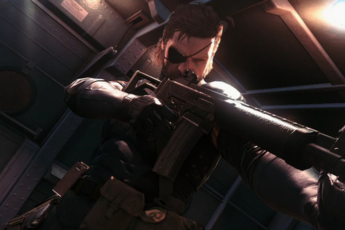 what is metal gear solid 5 ground zero