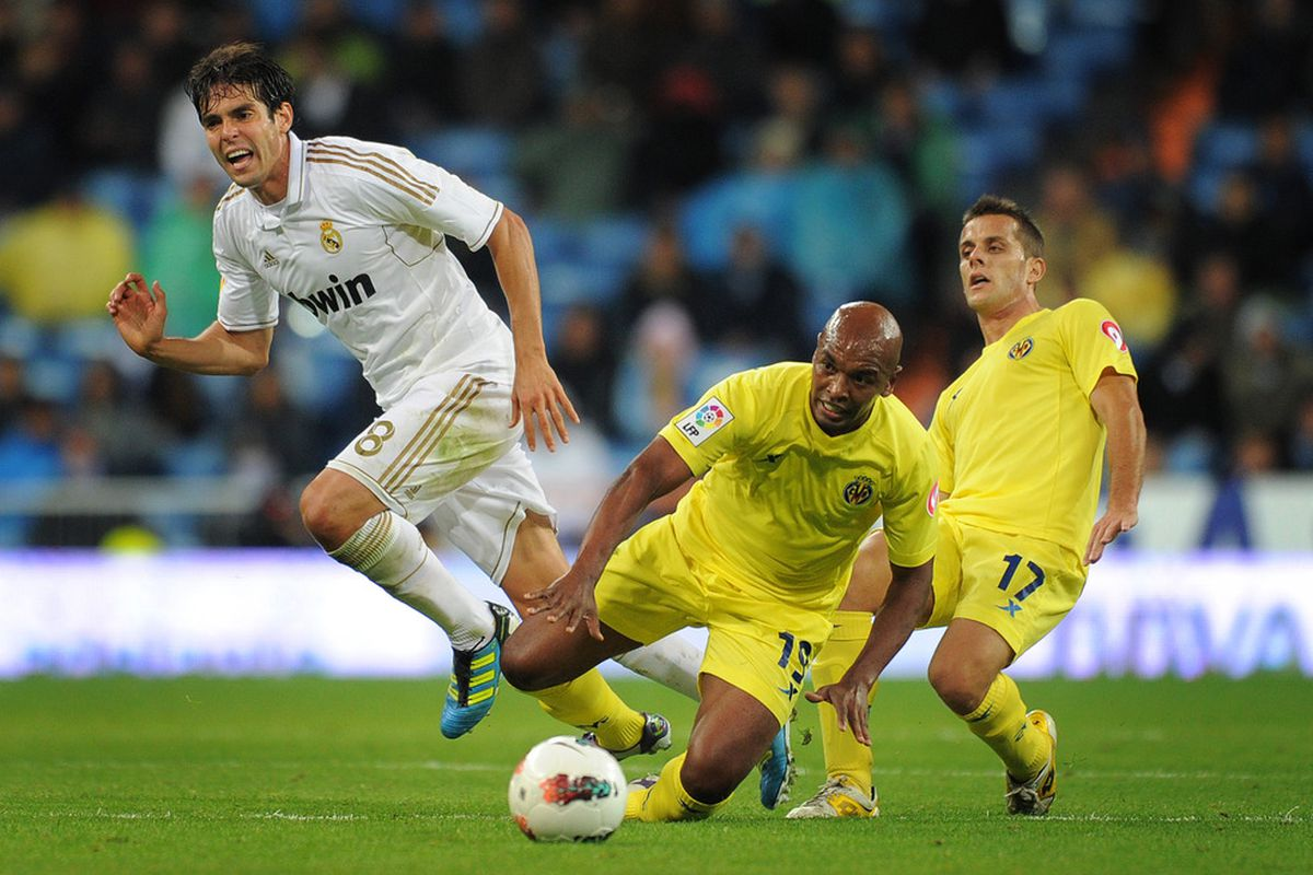 Marcos Senna in action.  Should we offer him another contract?