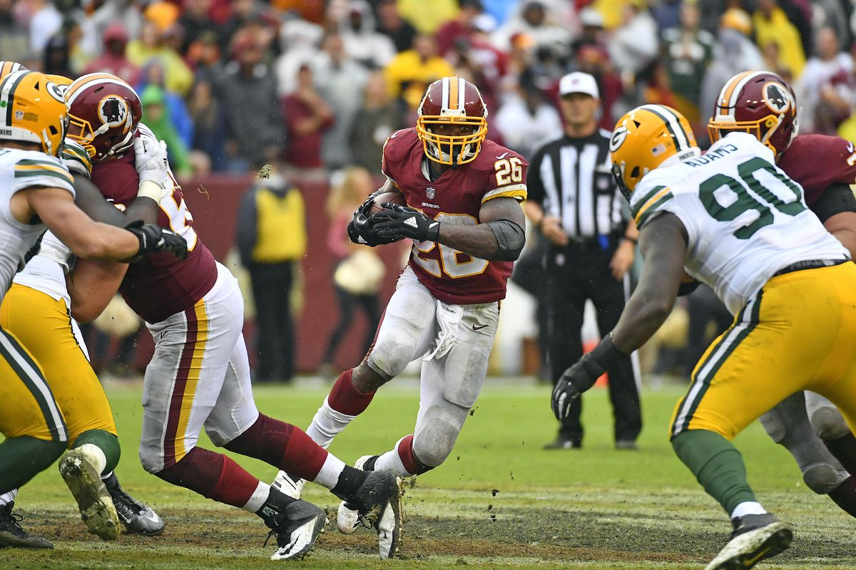8f6218d58fe Skins Stats & Snaps: Packers @ Redskins (Offense) - Hogs Haven