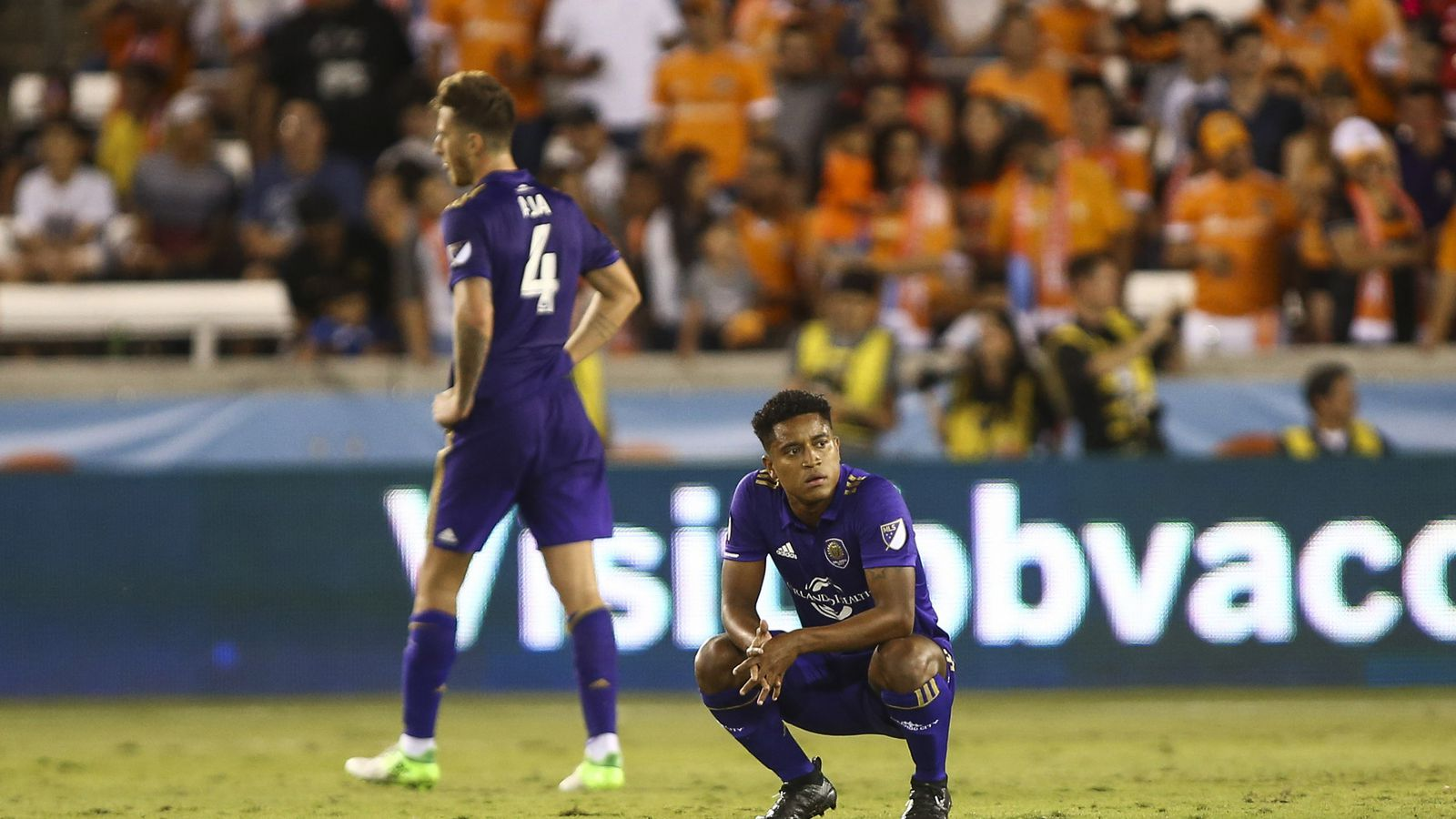 Orlando City at Houston: Player Grades and Man of the Match - The Mane Land