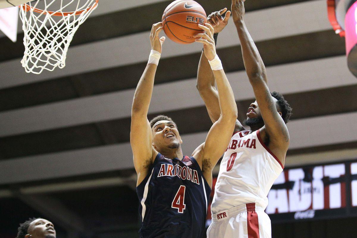 NCAA Basketball: Arizona at Alabama