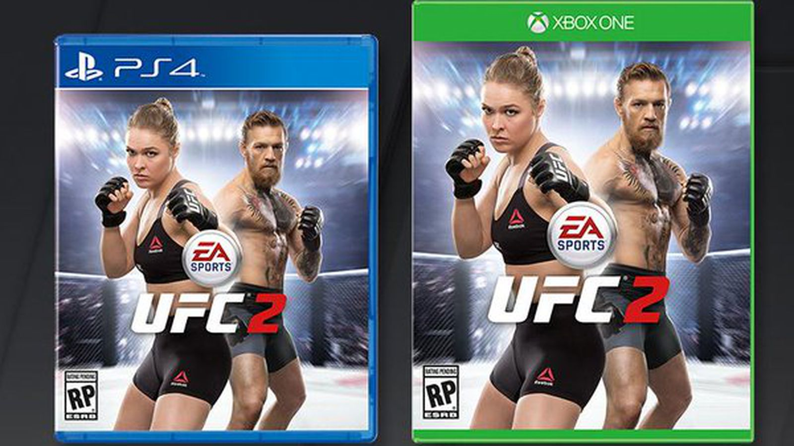 EA Sports releases cover of UFC 2 with McGregor