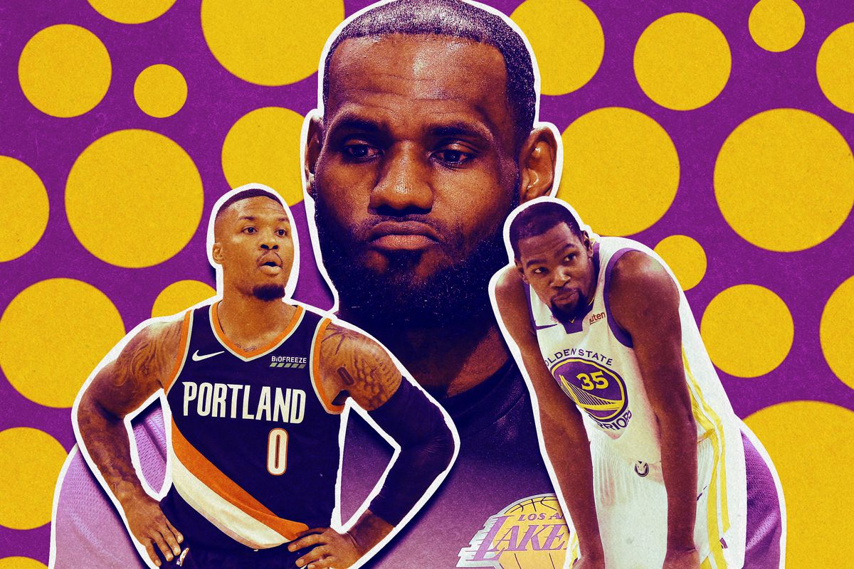 How Long Can LeBron and the Lakers Wait for the Star-Hunting to Begin?