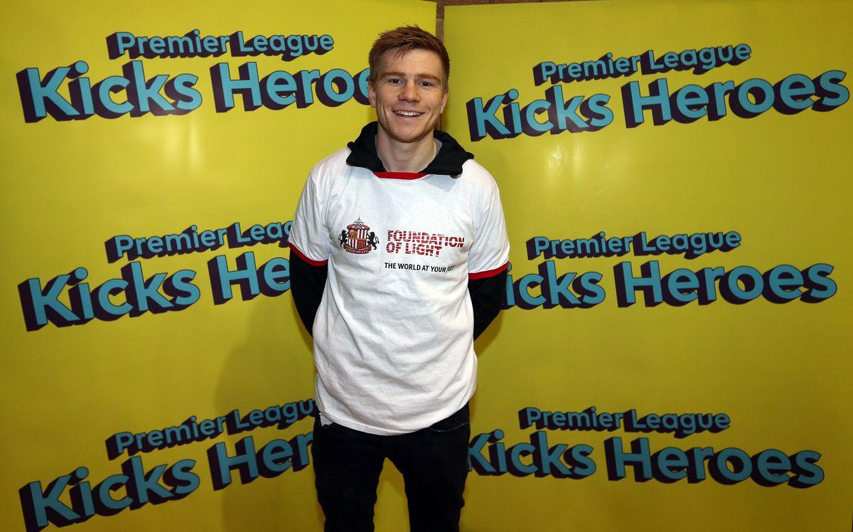 Sunderland Kicks Heroes Event