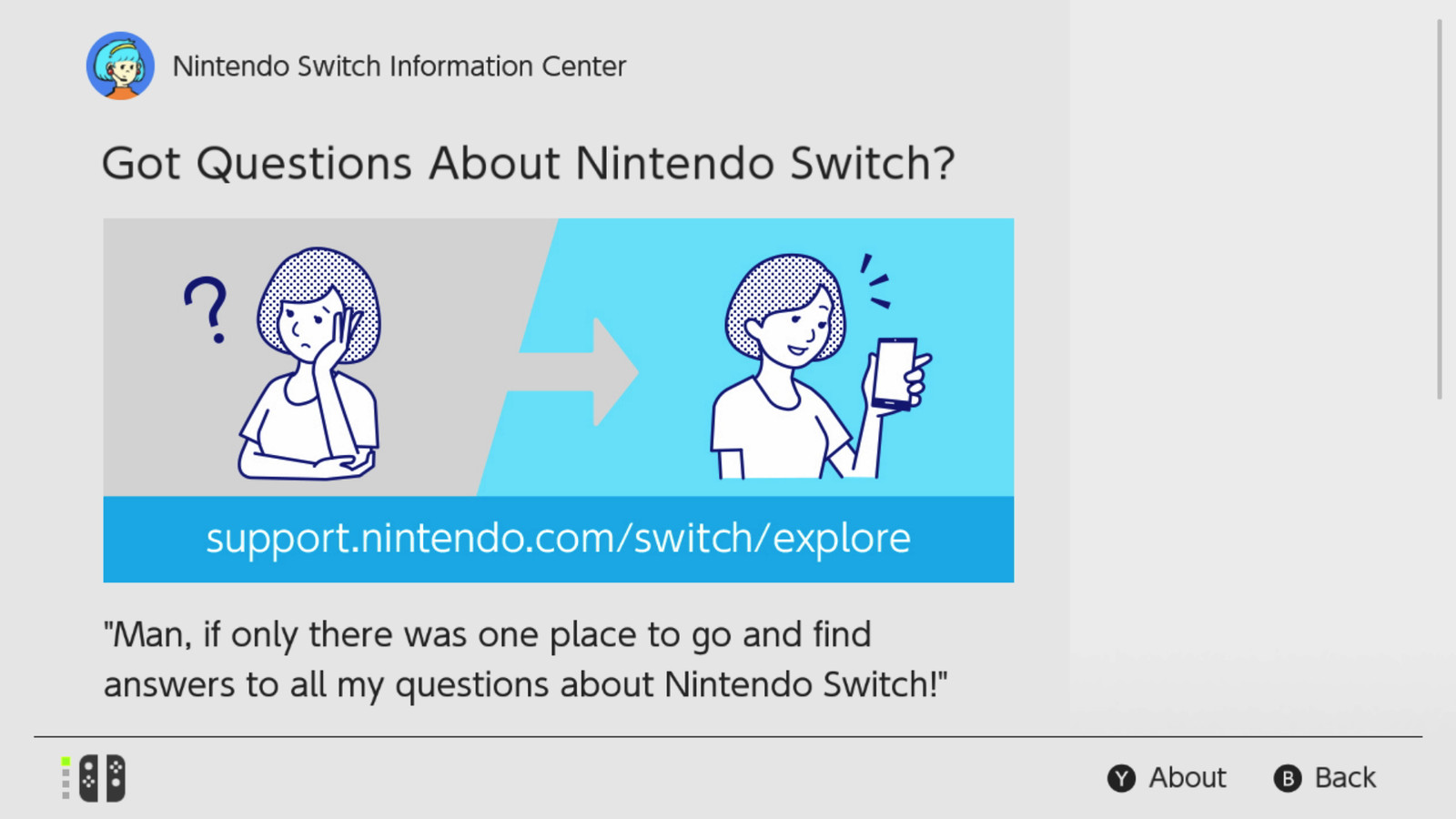Nintendo Switch's Amelia is your friendly guide to the ...