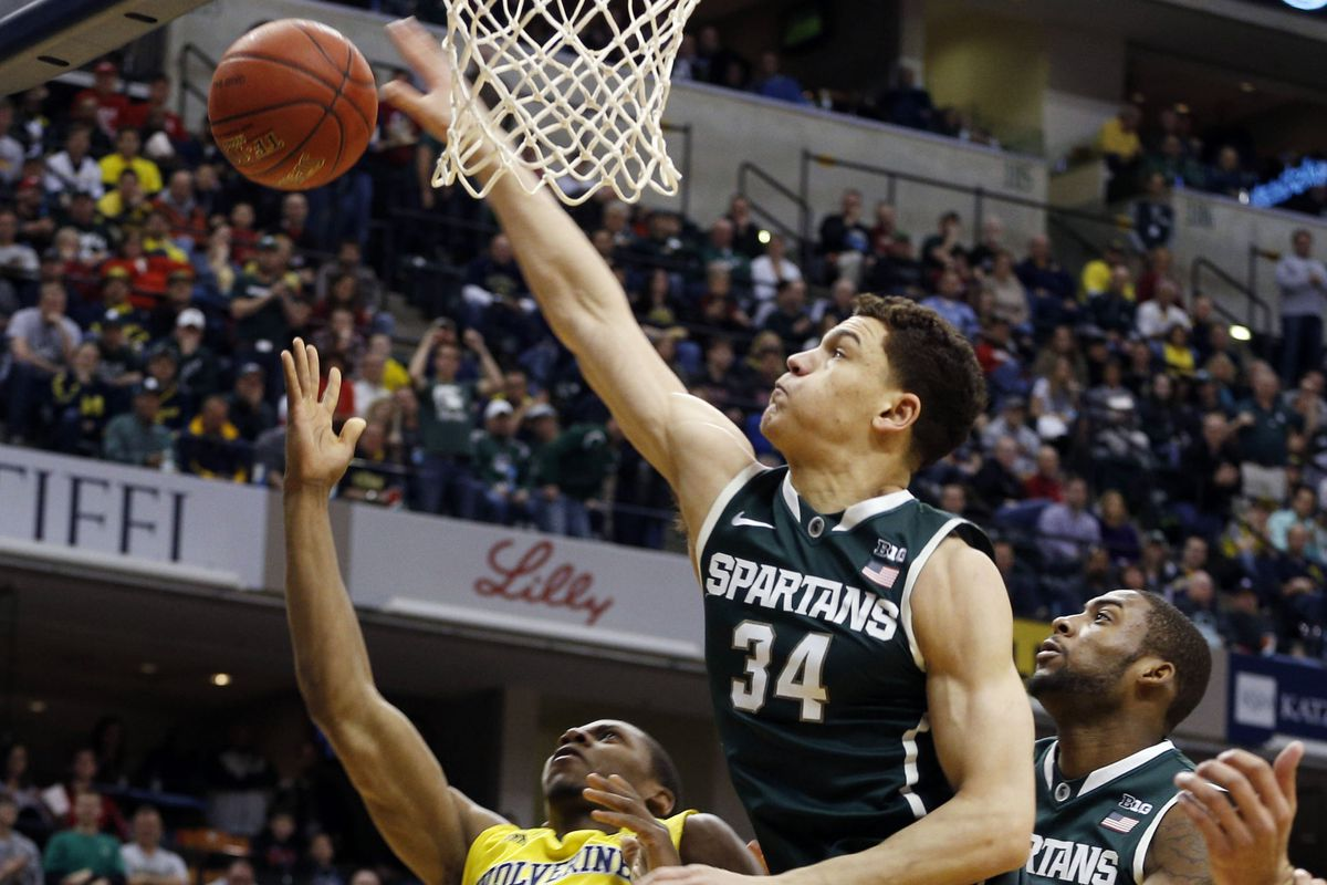 Michigan State Basketball Schedule Announced For Espn And