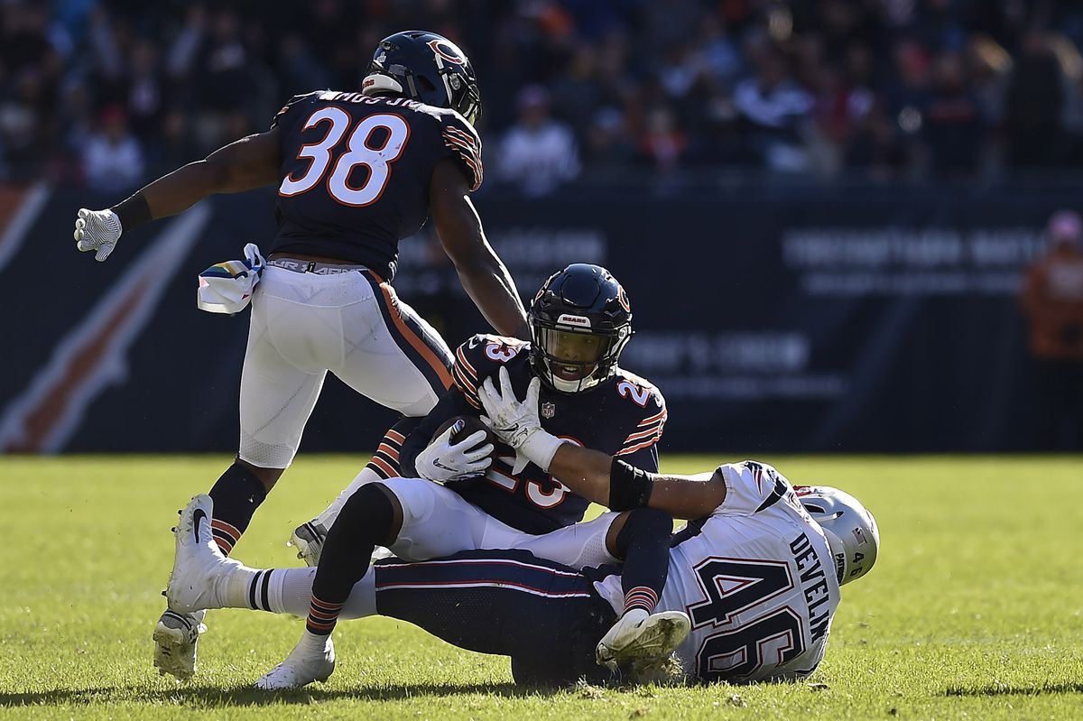NFL: New England Patriots at Chicago Bears