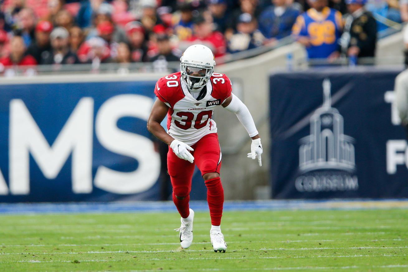 NFL: DEC 29 Cardinals at Rams