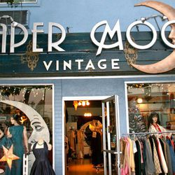 """Finally, end your day with a treasure hunt at <a href=""""http://www.pmvintage.com/"""">Paper Moon Vintage</a> (4516 Hollywood Blvd). Owned by photobooth extraordinaire and vintage maven Nicole Loretta, this <a href=""""http://la.racked.com/archives/2014/07/21/pho"""