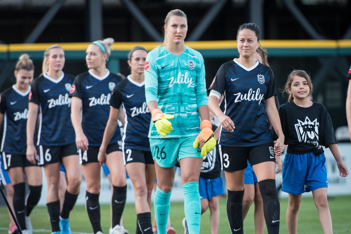 Four from Reign FC up for end-of-season awards
