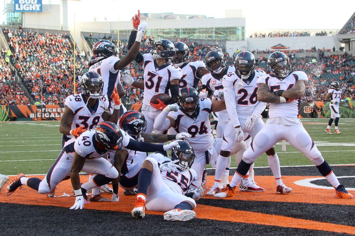 9315546c Denver Broncos: 5 things learned in 24-10 win over Cincinnati ...