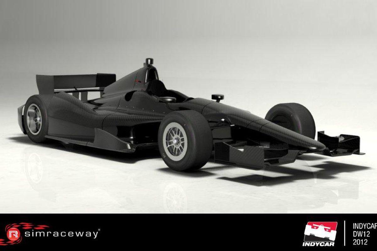 The Simraceway DW12