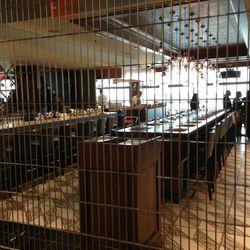 A look inside Uptown Brasserie.