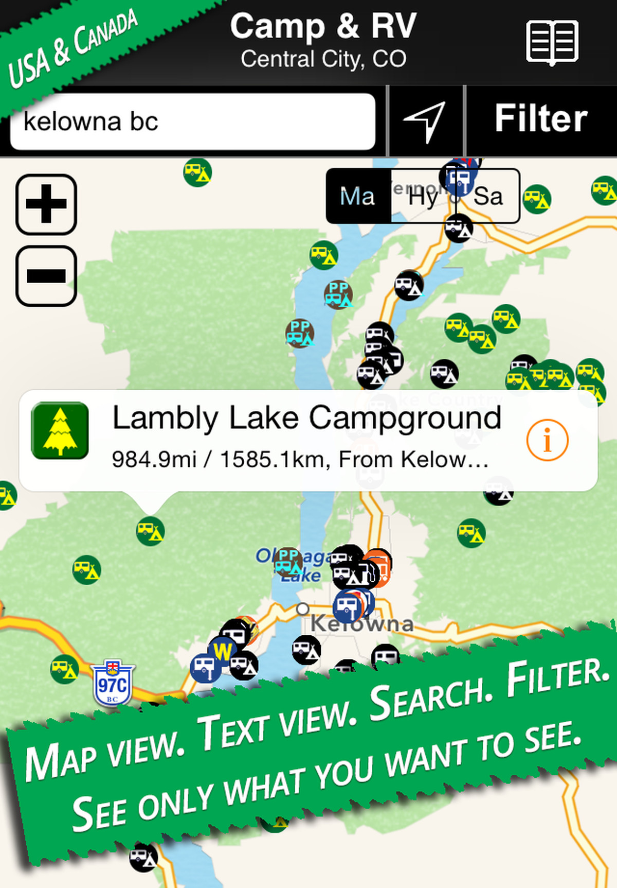 Campground reservations: How to book the best campsite ...