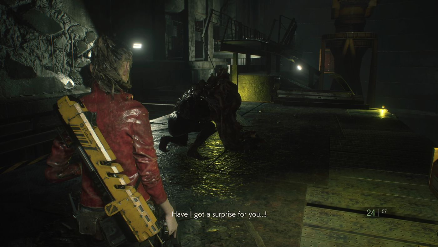 Resident Evil 2 Claire walkthrough: Sewers – Find the Plugs