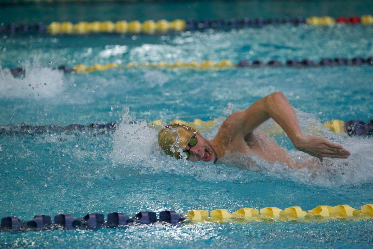 LGBT college roundup: George Washington swimmer on a hot streak