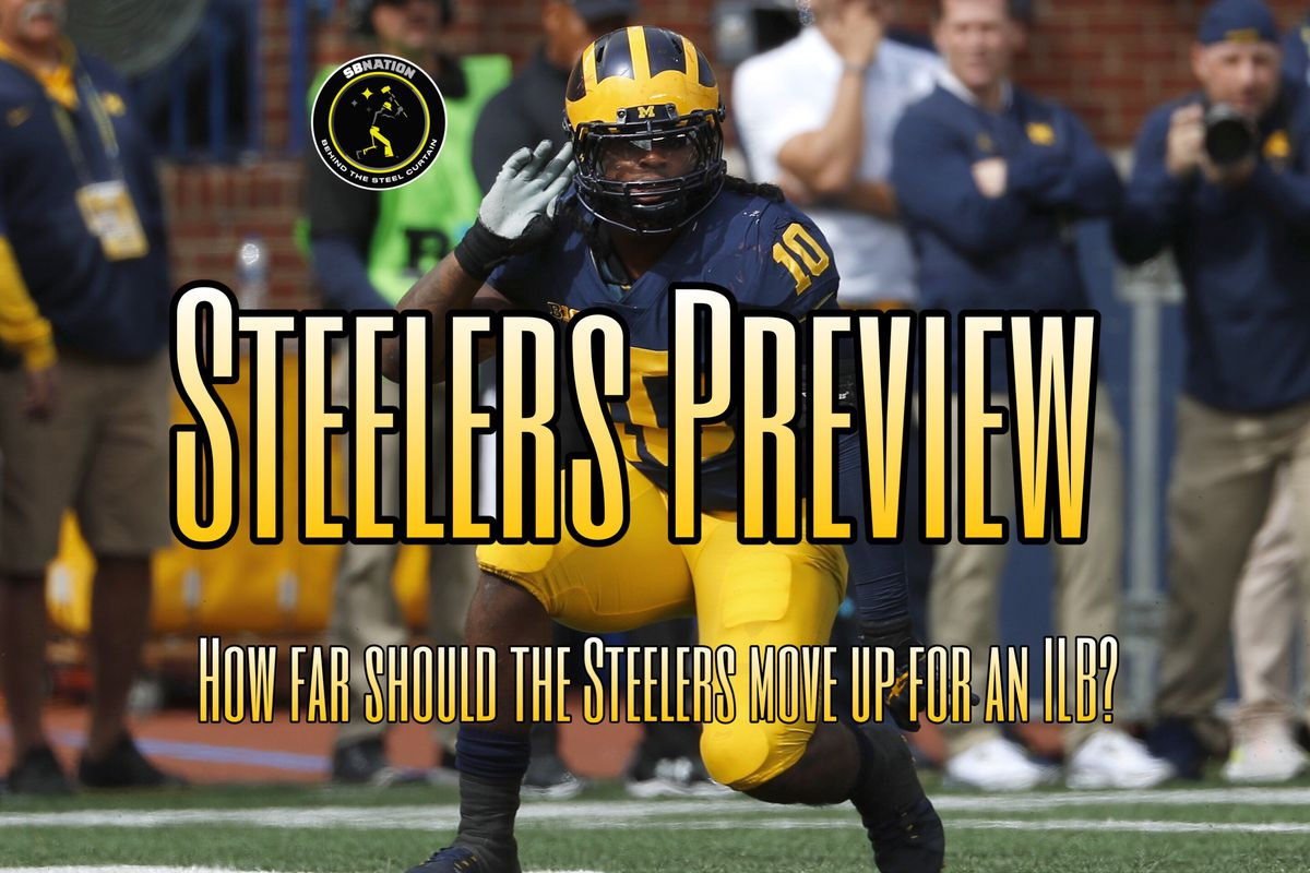 785b4ee7eec Podcast  How far should the Steelers trade up for one of the Devins ...