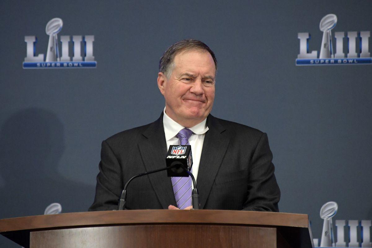 NFL: Super Bowl LIII-Winning Team Press Conference