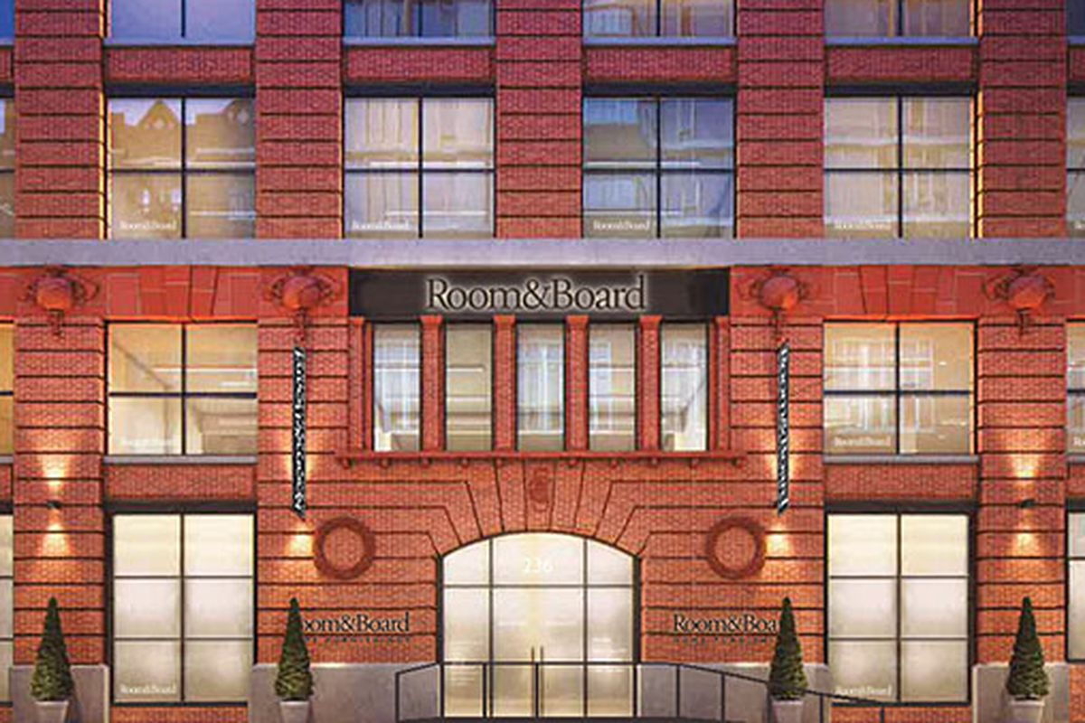 """Rendering: <a href=""""http://www.roomandboard.com/more_ways_to_shop/stores/detail.do?x=chelsea"""">Room &amp; Board</a>"""