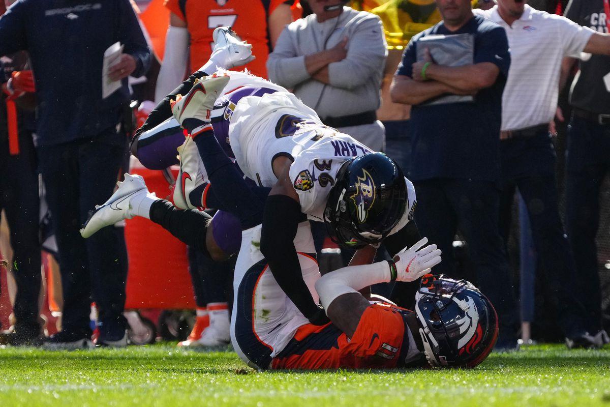 NFL: Baltimore Ravens at Denver Broncos